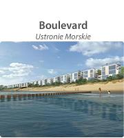 Boulevard Ustronie Morskie
